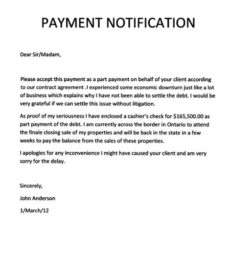 Sample Letter To Customer For Returned Cheque | clearly